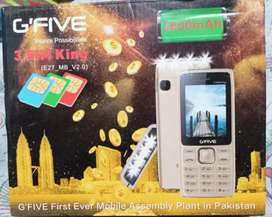 G.FIVE  3 SIMS KING