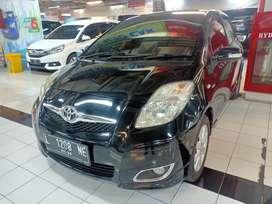Toyota Yaris 1.5 E Matic 2010 Hitam