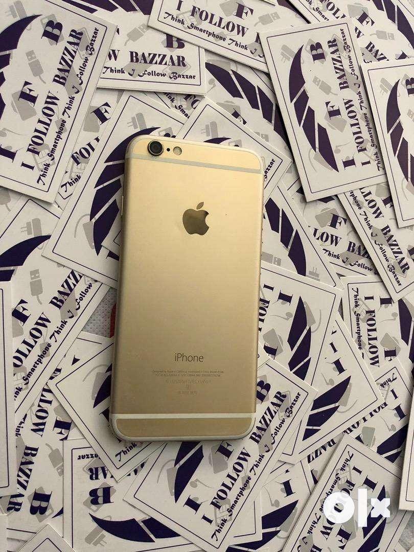 Iphone 6 gold 32 GB 0