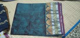 Old saris not used