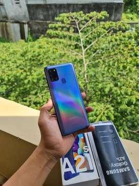Samsung A21S 6/128 Kondisi Mulus Istimewa