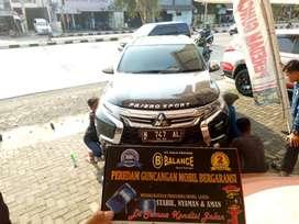 Kurangi Guncangan Mobil saat di jalan Berlubang, Pasangkan PGM BALANCE