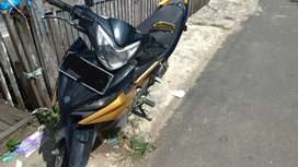 Jual motor jupiter MX bekas ori