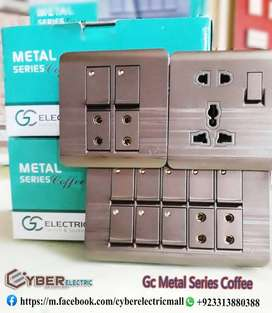 Gc Metal Sheet Coffee Series.