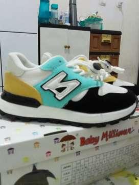 Sepatu anak baby millionaire