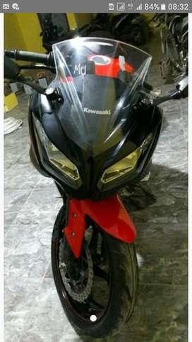 Ninja 250 fi SE ABS Pem.2016.bisa kredit