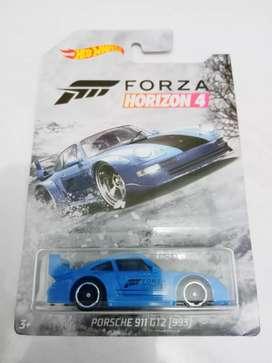 Hot Wheels Forza Porsche 911 GT2