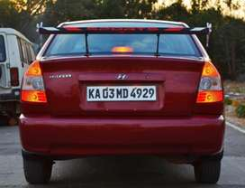 Hyundai Accent GLS 1.6 ABS, 2005, Petrol