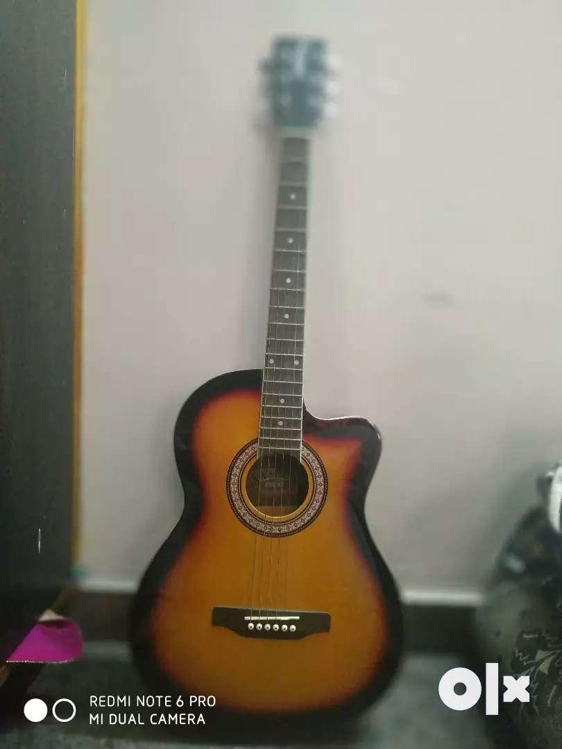 New Clayton Guitar 0