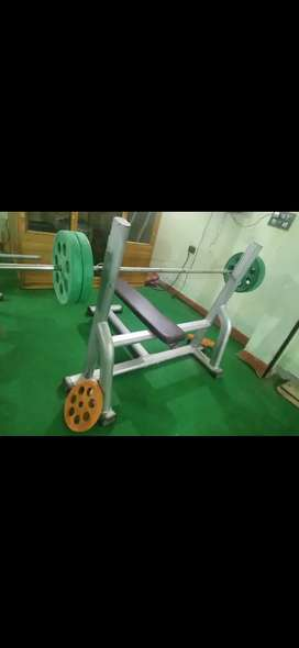 Full Gym machineries & ecupements for sell
