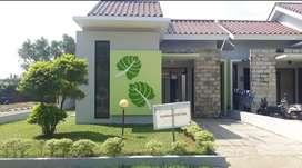 Perumahan Modern estate posisi sudut Luas Tanah 150m²