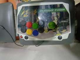 Joy Stick for playing games like Tekken and street