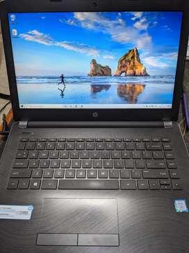 HP Laptop with Genuine Windows 10