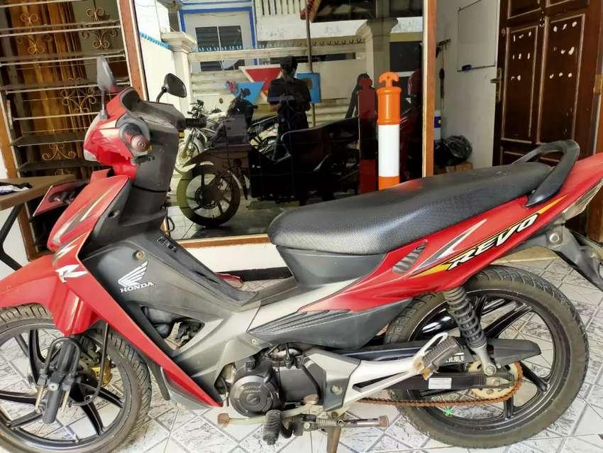 Sepeda motor bekas 0