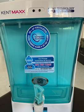 Kent MAXX - Uv + Uf water purifier 7L
