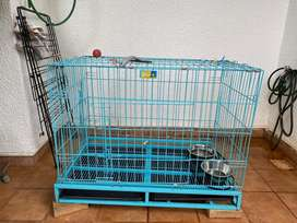 Pets Cage (4*3) for dogs