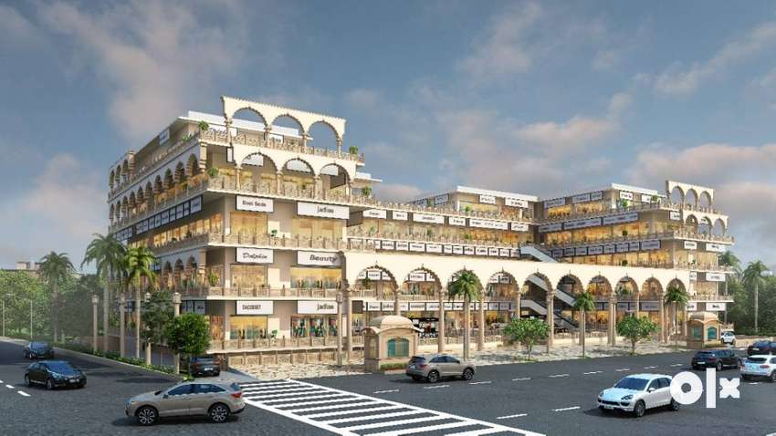 Affordable Commercial Shops in Yamuna Expressway 0