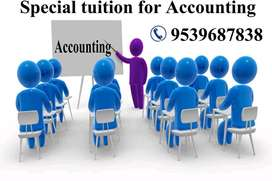 Accounting special tution