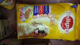Pedigree -10kg adult/ puppy