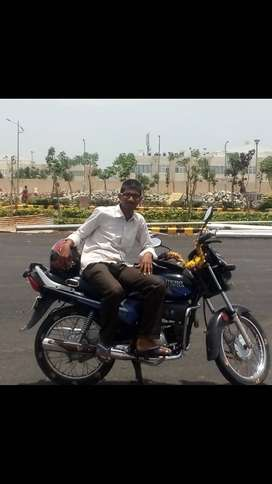I WILL BY A NEW BIKE