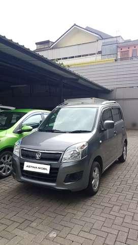 Suzuki Karimun Wagon 1.0 GL AT Matic 2015 Abu ASTINA MOBIL