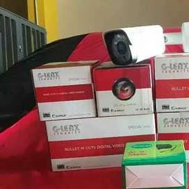 Grosir CCTV paling murah tapi gak murahan. G-LENZ Series 4Ch