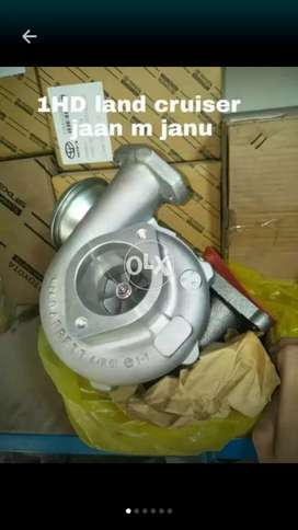 Turbo charger for all land   cruiserprdo Prado  v