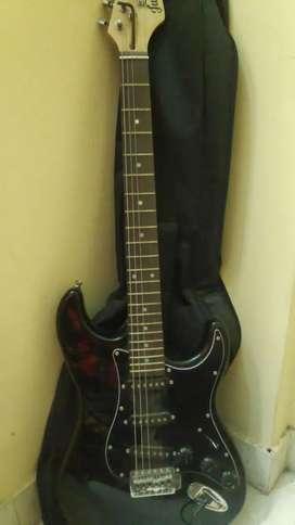 Juarez electric guitar, amp separate