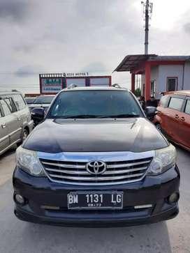 Fortuner 2012 G diesel matic