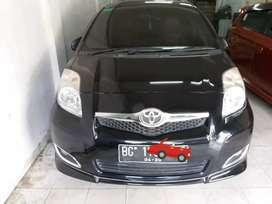 Toyota Yaris tipe S liminted. A/T thn 2010. krefit dp 17 jt