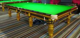 Snooker table and factory