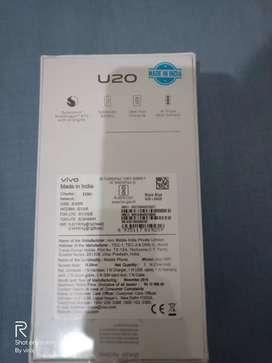 VIVO U20 4GB 64GB