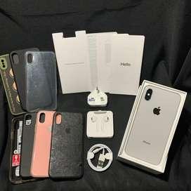 iPhone X 256 Gb Silver - NEGO - NO MINUS - COD