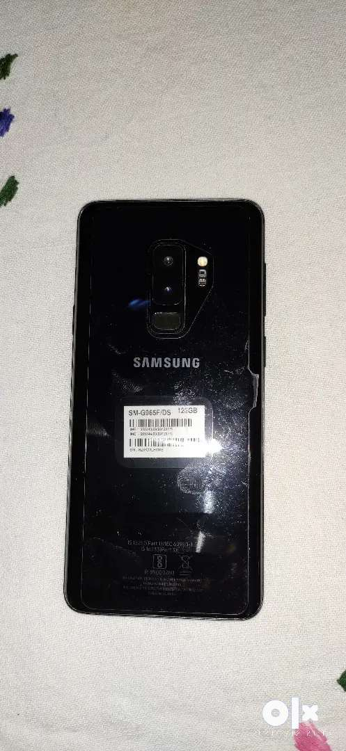Samsung S9 Plus 128 GB, Fresh Condition, No scratch, No Dent. .