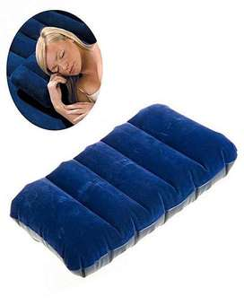Intex Travel Rest Air Pillow - Blue