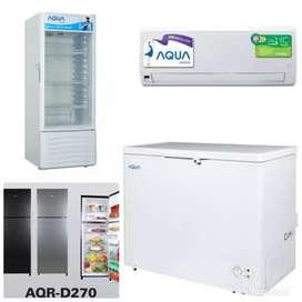 Aqua cicilan bunga Rendah proses cepat di Home Credit