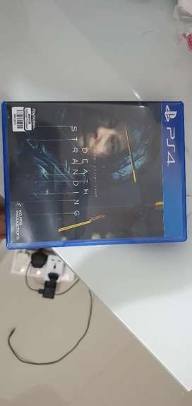 death stranding game ps4
