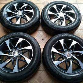 Velg Ertiga Sporty R15 New Ertiga,luxio,apv,granmax,stream,sx4,scros