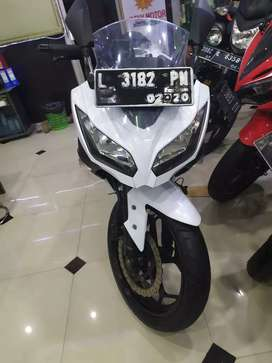 Kawasaki Ninja 250 FI thn 2015
