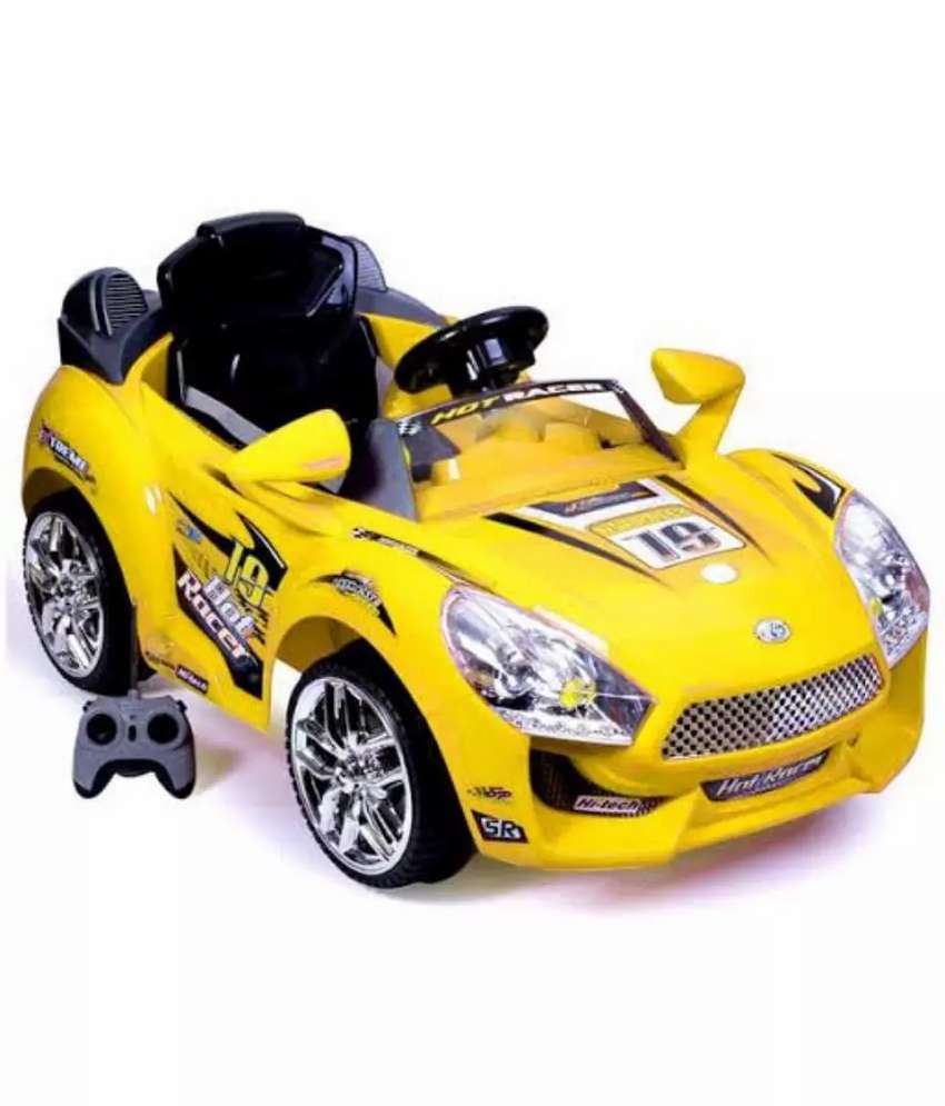 Baby/Kid Ride on Rechargeable Car 0