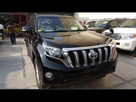 Toyota Prado 2010 Get On Just 20% Down Payment