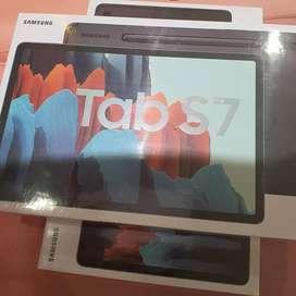 [Resmi SEIN] Samsung Galaxy Tab S7 128GB Black BNIB Boleh COD & Cicil