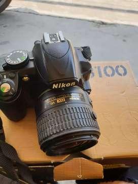 Nikon d3100 lensa 18 55
