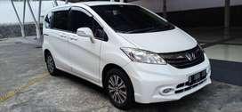 Honda  Freed E PSD AT AC/DB 2013 '' Free Jasa Service 1 Tahun ''