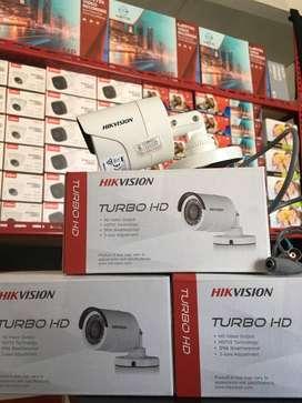 CCTV HIKVISON 4CH 2 MP DENGAN SPEK TERLENGKAP DAN KUALITAS TERBAIK