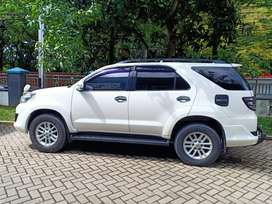 Fortuner Automatic  2012 Tipe G Lux