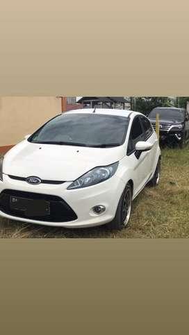 Ford Fiesta 2012 Jual Santai