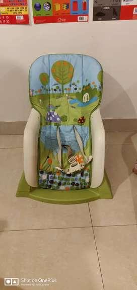 Fisher price swing cum chair
