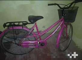 Avon girls bicycle