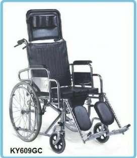 Kursi Roda 3 in 1 Sella dapat Bonus Kursi Pispot GEA